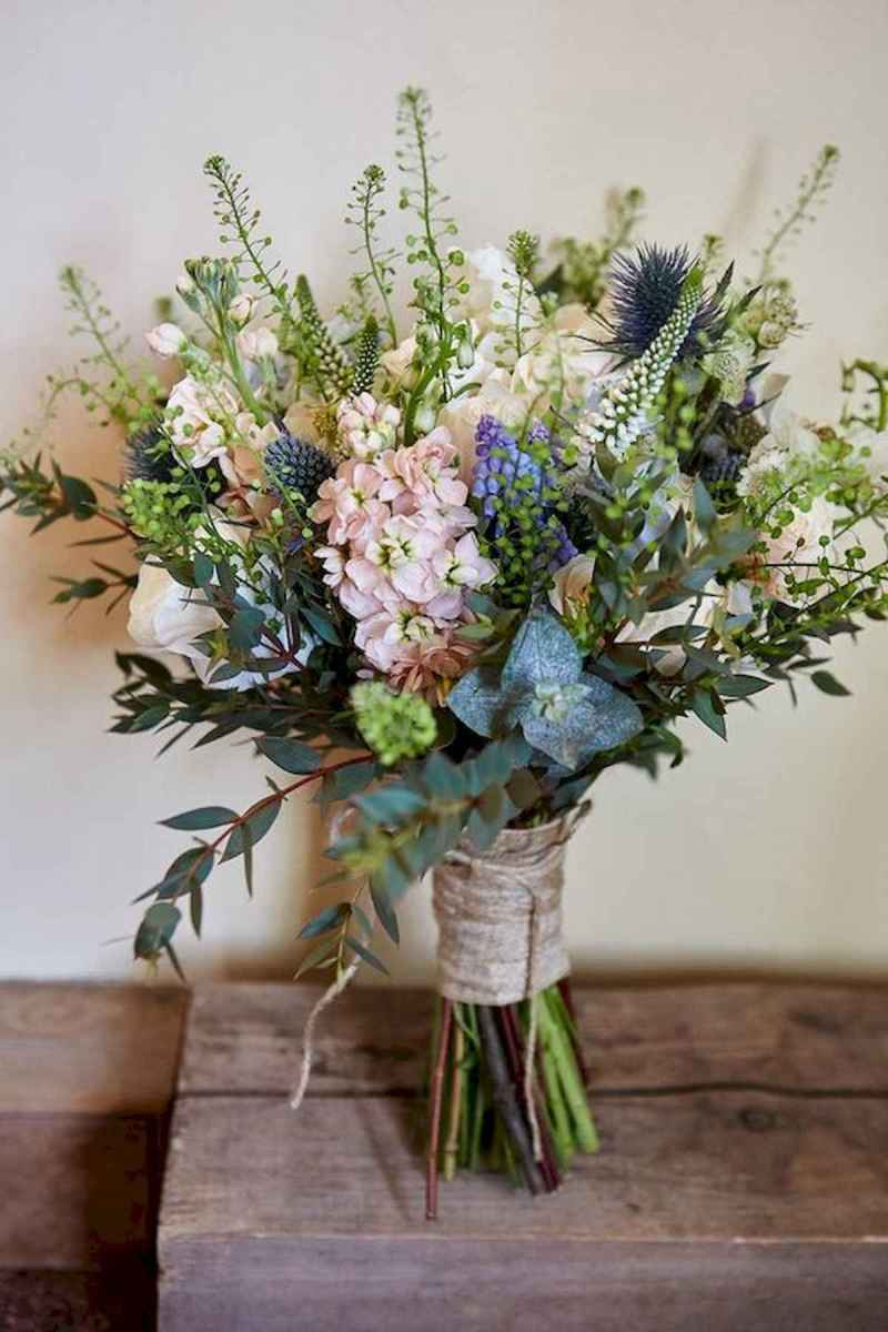 50 Beautiful Spring Bridesmaid Bouquets for Wedding Ideas (23)