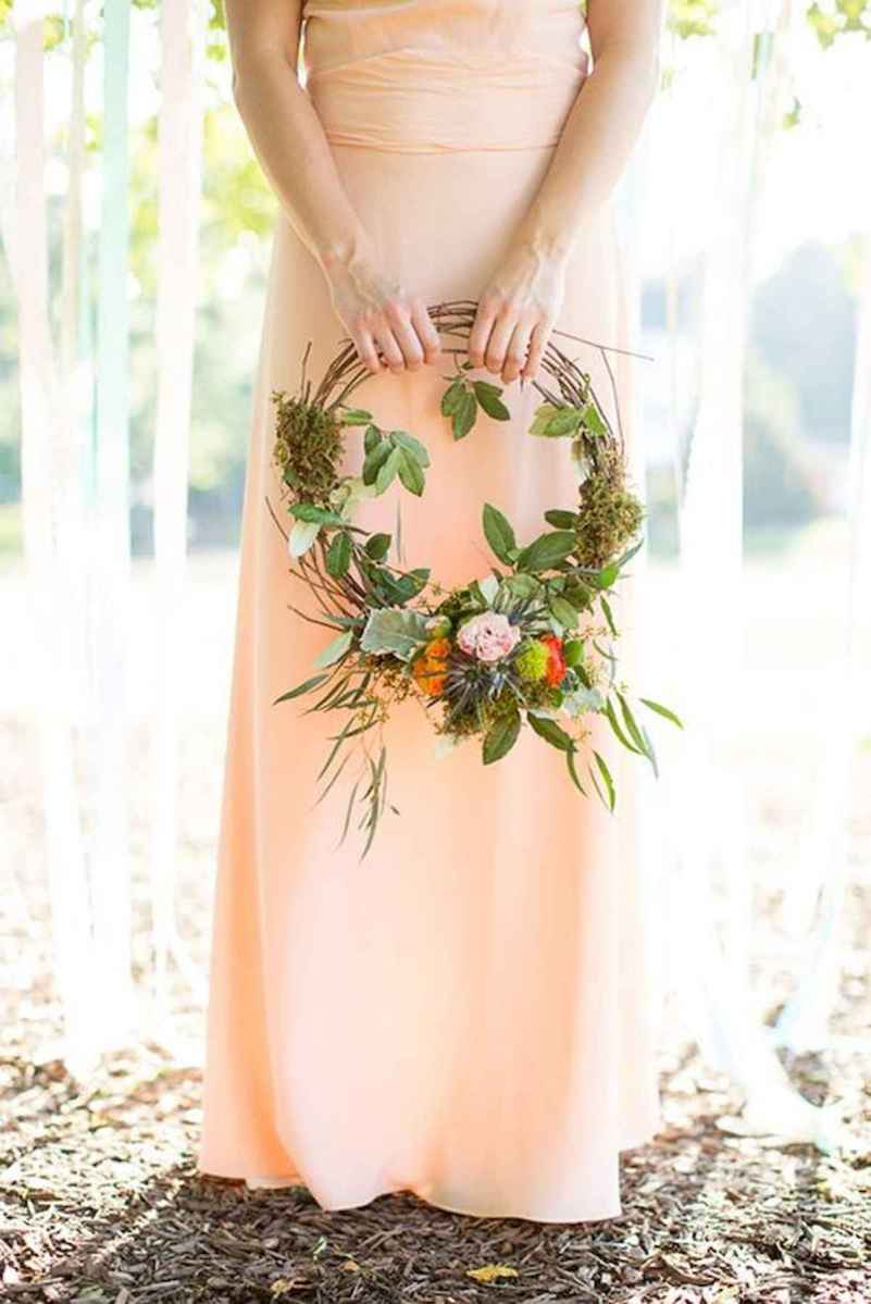 50 Beautiful Spring Bridesmaid Bouquets for Wedding Ideas (46)