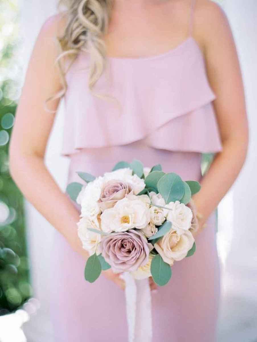50 Beautiful Spring Bridesmaid Bouquets for Wedding Ideas (9)