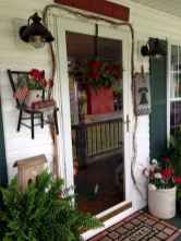 50 Beautiful Spring Decorating Ideas for Front Porch (11)
