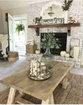 50 Beautiful Spring Mantle Decorating Ideas (15)