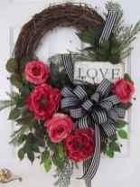 50 Beautiful Spring Wreaths Decor Ideas and Design (30)