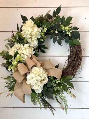 50 Beautiful Spring Wreaths Decor Ideas and Design (52)