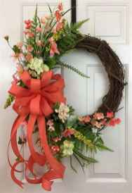 50 Beautiful Spring Wreaths Decor Ideas and Design (6)