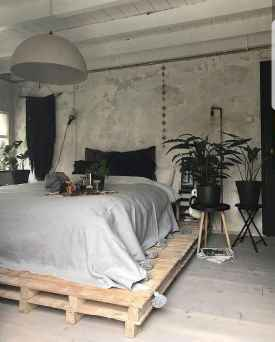 50 Creative Recycled DIY Projects Pallet Beds Design Ideas (40)