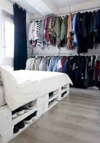 50 Creative Recycled DIY Projects Pallet Beds Design Ideas (45)