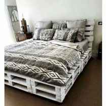 50 Creative Recycled DIY Projects Pallet Beds Design Ideas (47)