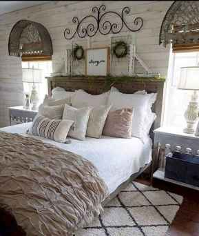 50 Favorite Bedding for Farmhouse Bedroom Design Ideas and Decor (10)