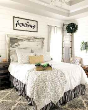 50 Favorite Bedding for Farmhouse Bedroom Design Ideas and Decor (40)