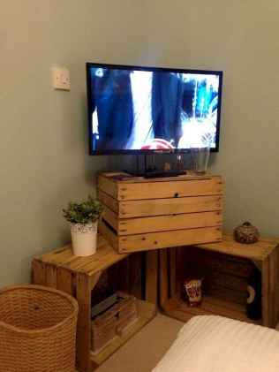 50 Favorite DIY Projects Pallet TV Stand Plans Design Ideas (11)