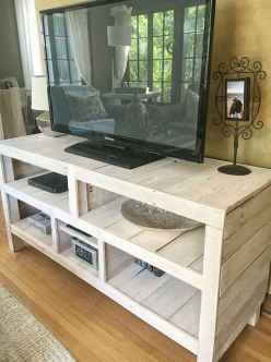 50 Favorite DIY Projects Pallet TV Stand Plans Design Ideas (25)