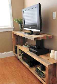 50 Favorite DIY Projects Pallet TV Stand Plans Design Ideas (43)