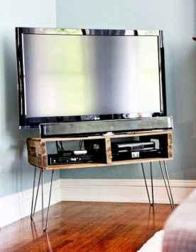 50 Favorite DIY Projects Pallet TV Stand Plans Design Ideas (47)