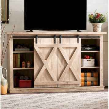 50 Favorite DIY Projects Pallet TV Stand Plans Design Ideas (48)