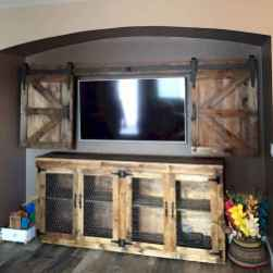 50 Favorite DIY Projects Pallet TV Stand Plans Design Ideas (8)