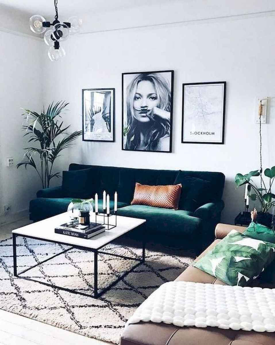 50+ Genius Small Living Room Decor Ideas And Remodel for Your First Apartment (16)