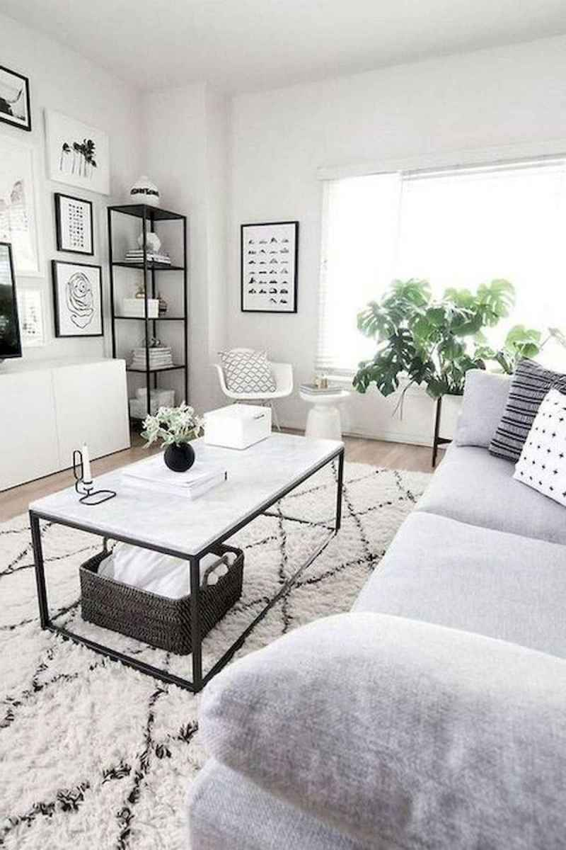 50+ Genius Small Living Room Decor Ideas And Remodel for Your First Apartment (3)