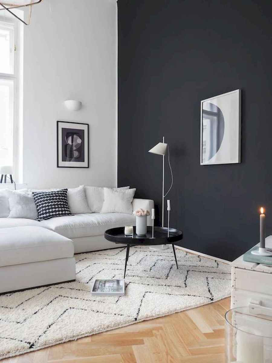 50+ Genius Small Living Room Decor Ideas And Remodel for Your First Apartment (46)