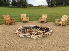 50 Magical Outdoor Fire Pit Design Ideas (28)