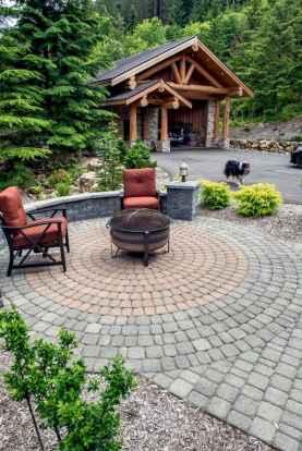 50 Magical Outdoor Fire Pit Design Ideas (38)