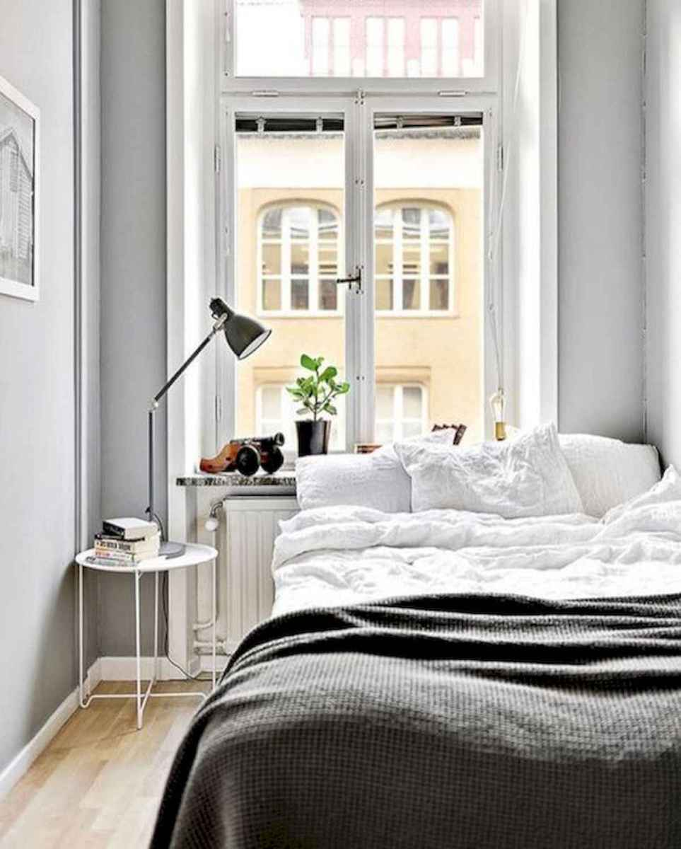 50 Stunning Small Apartment Bedroom Design Ideas and Decor (12)