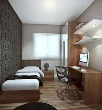 50 Stunning Small Apartment Bedroom Design Ideas and Decor ...