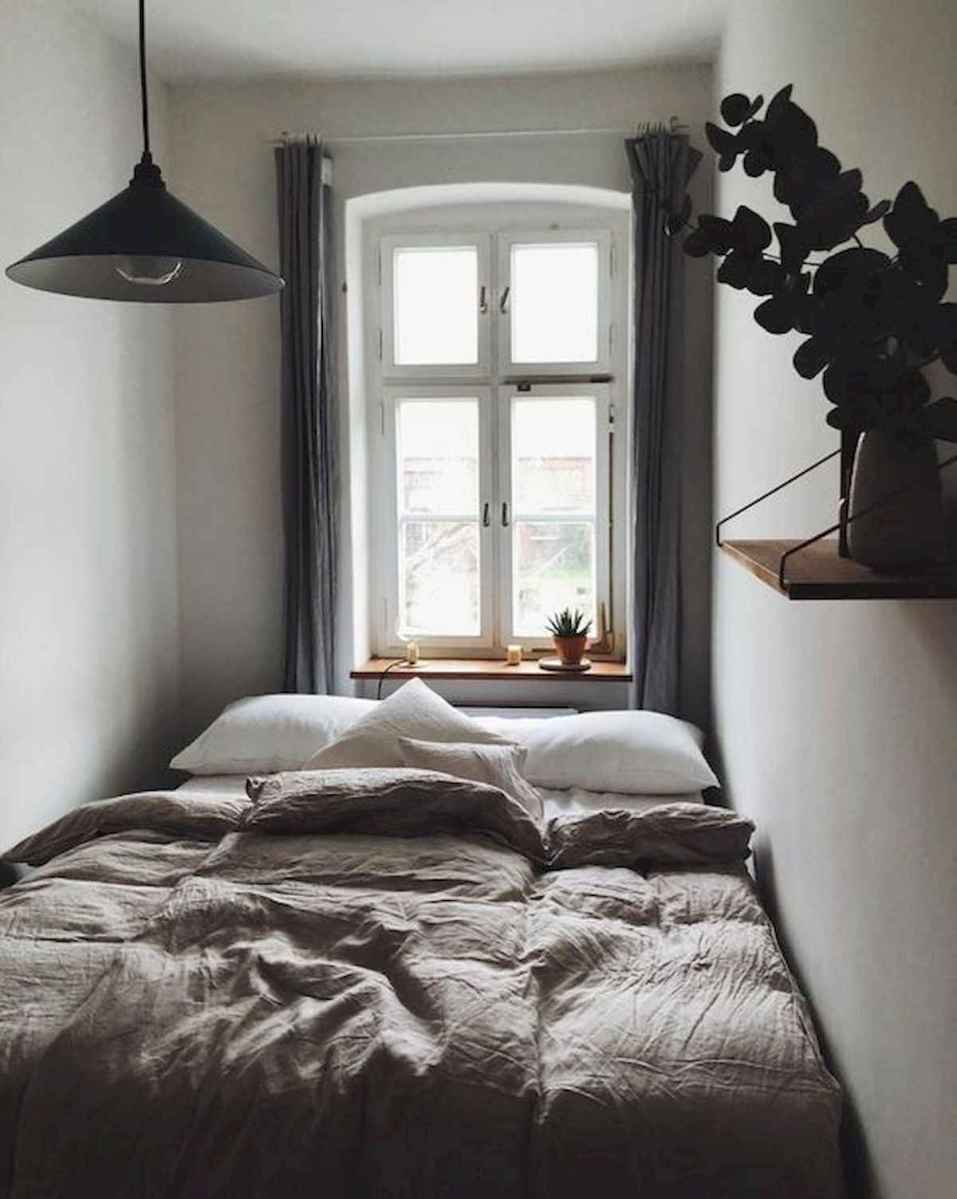 50 Stunning Small Apartment Bedroom Design Ideas and Decor (8)