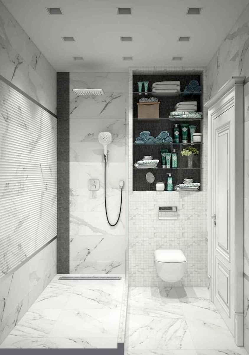 50 Stunning Small Bathroom Makeover Ideas (37)