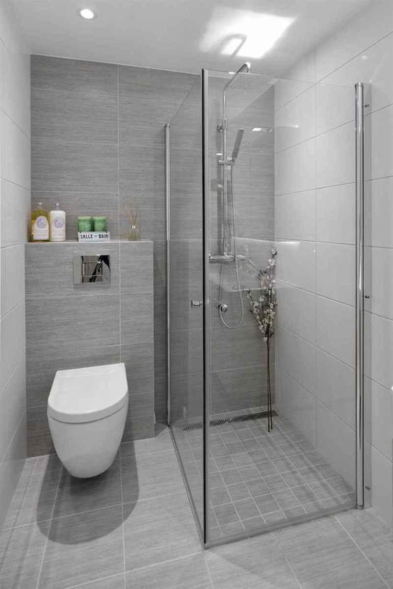 50 Stunning Small Bathroom Makeover Ideas (40)