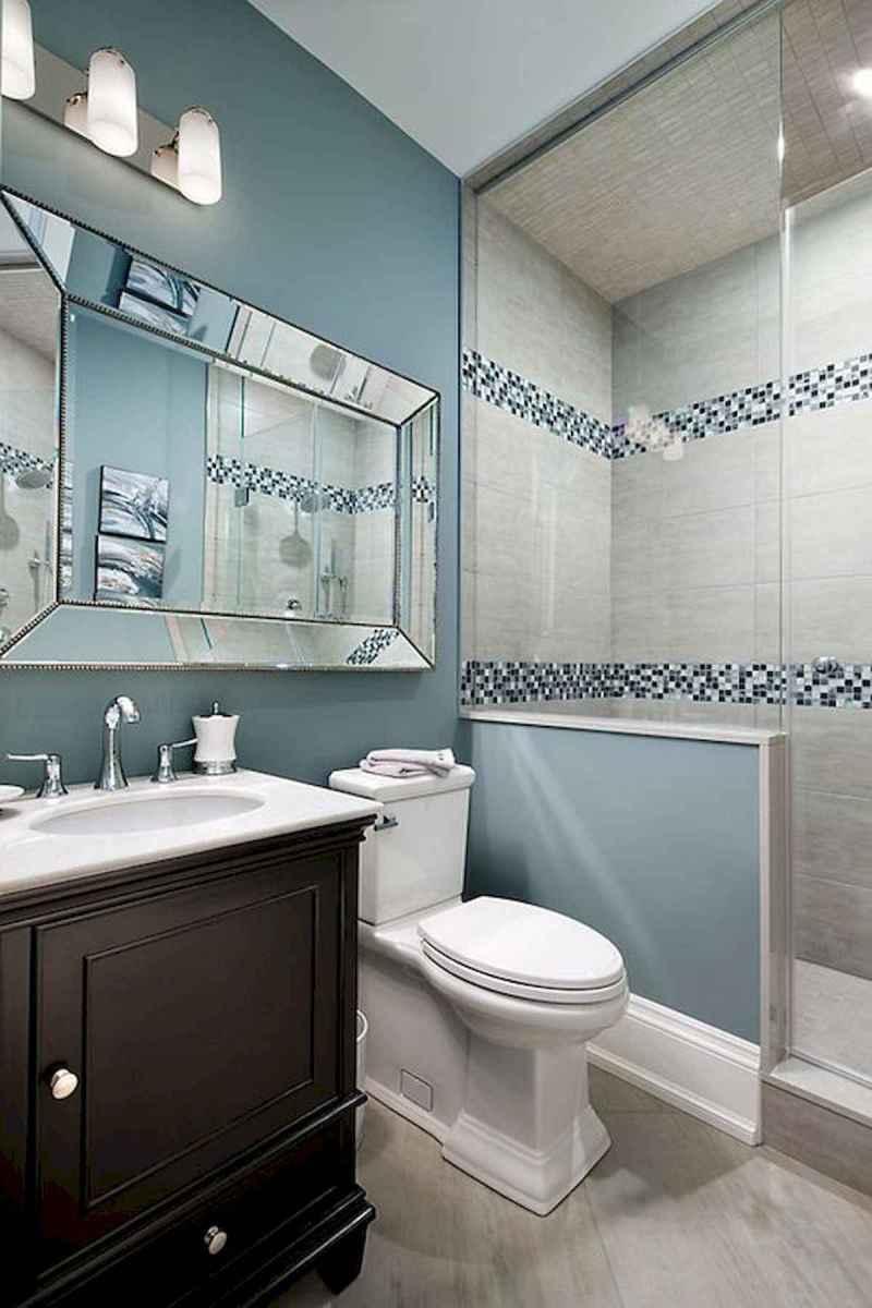 50 Stunning Small Bathroom Makeover Ideas (41)