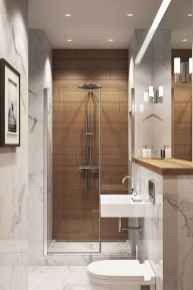 50 Stunning Small Bathroom Makeover Ideas (44)