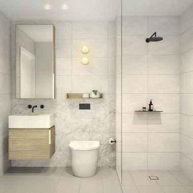 50 Stunning Small Bathroom Makeover Ideas (50)