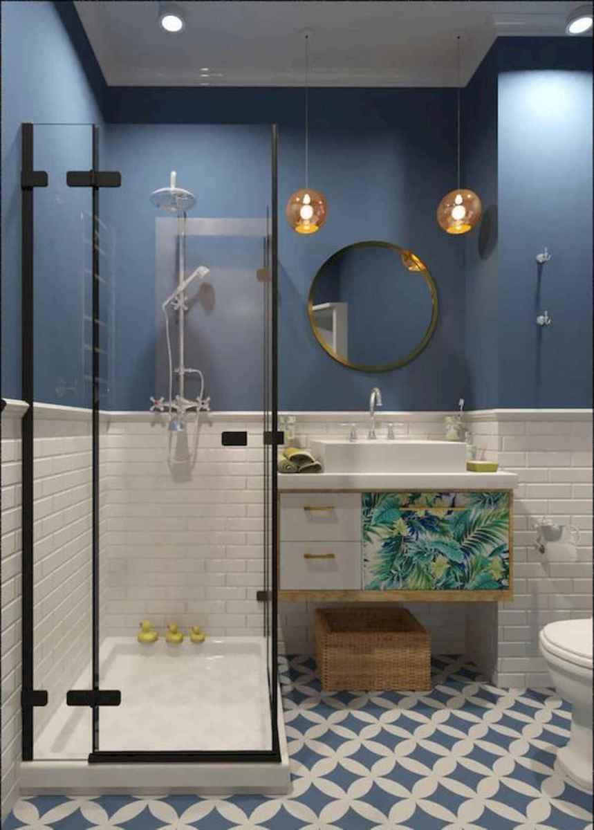 50 Stunning Small Bathroom Makeover Ideas (9)