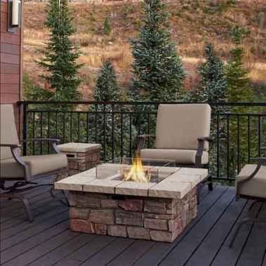 60 Creative Backyard Fire Pit Ideas (19)
