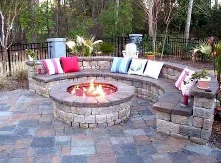 60 Creative Backyard Fire Pit Ideas (30)