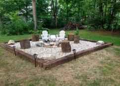 60 Creative Backyard Fire Pit Ideas (36)