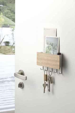 60 Fantastic DIY Projects Pallet Key Rack Design Ideas (25)