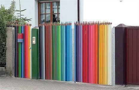 60 Gorgeous DIY Projects Pallet Fence Design Ideas (20)