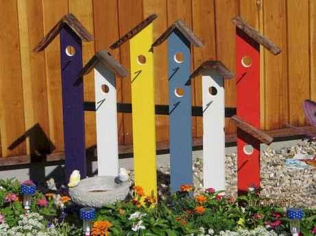60 Gorgeous DIY Projects Pallet Fence Design Ideas (53)