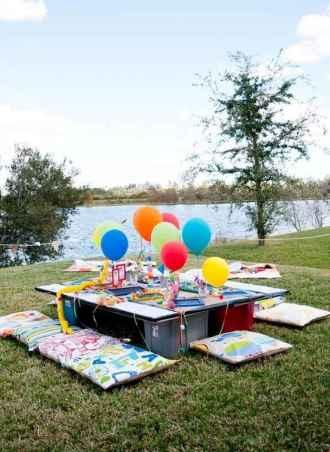 60 Inspiring Outdoor Summer Party Decoration Ideas (12)