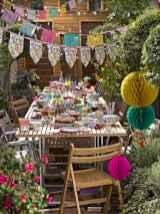 60 Inspiring Outdoor Summer Party Decoration Ideas (50)