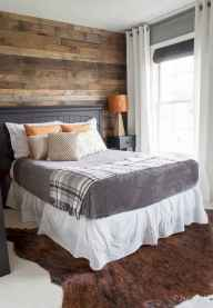 60 Most Creative DIY Projects Pallet Headboards Bedroom Design Ideas (11)