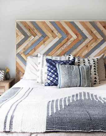 60 Most Creative DIY Projects Pallet Headboards Bedroom Design Ideas (23)