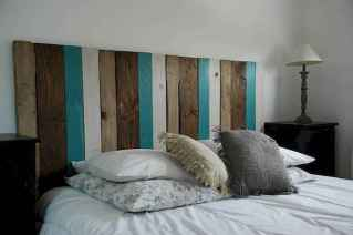60 Most Creative DIY Projects Pallet Headboards Bedroom Design Ideas (25)