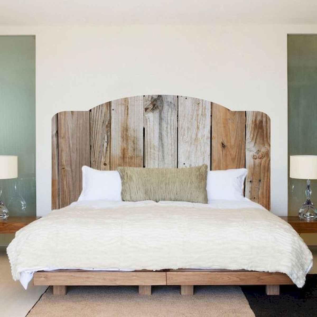 60 Most Creative Diy Projects Pallet Headboards Bedroom