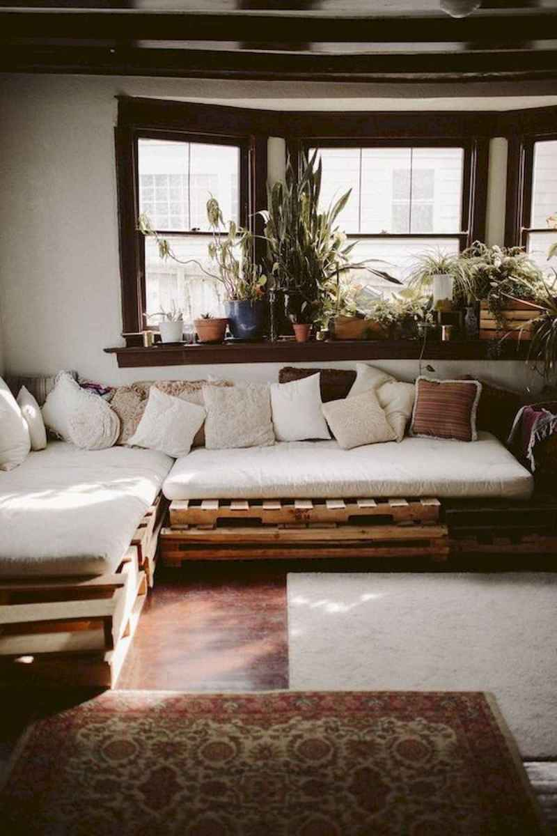 60 Stunning DIY Projects Pallet Sofa Design Ideas (32)