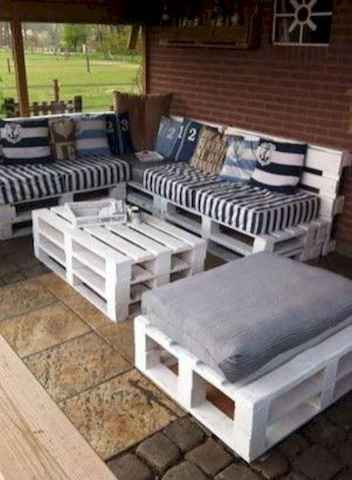 60 Stunning DIY Projects Pallet Sofa Design Ideas (58)