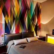 70+ Amazing Colorful Bedroom Decor Ideas And Remodel for Summer Project (19)