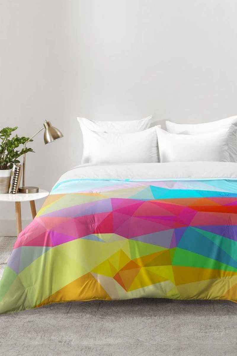 70+ Amazing Colorful Bedroom Decor Ideas And Remodel for Summer Project (42)