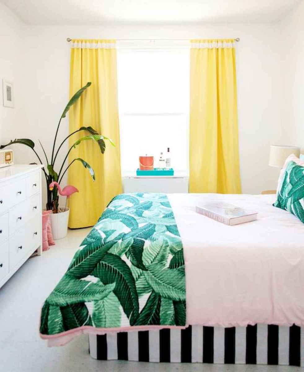 70+ Amazing Colorful Bedroom Decor Ideas And Remodel for Summer Project (51)